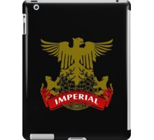 Fit For An Imperial Coat-of-Arms iPad Case/Skin