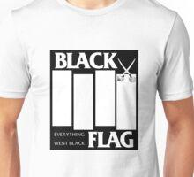 Black Flag - Everything Went Black Unisex T-Shirt