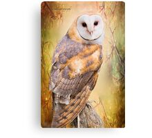 The Wise Owl Canvas Print