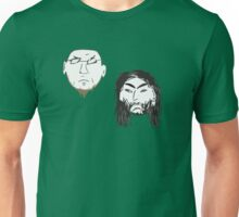 The Greg Birds - Heads Unisex T-Shirt