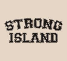 Strong Island by forgottentongue