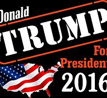 Donald Trump for president 2016 Election by ozdilh