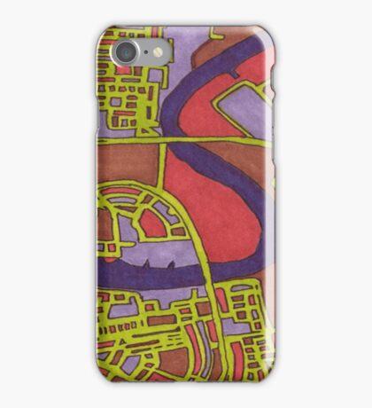 Penang, Malaysia iPhone Case/Skin