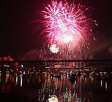 fireworks by BESphotographs