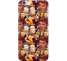 Funny Faces iPhone Case/Skin