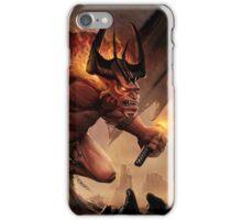 One Demon, Three Kings iPhone Case/Skin