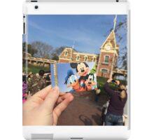 Disneyland Main Gate iPad Case/Skin