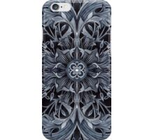 - Black pattern - iPhone Case/Skin