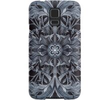 - Black pattern - Samsung Galaxy Case/Skin