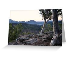 White Gum Lookout /2 Greeting Card