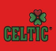 Love Celtic  Kids Tee