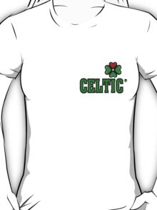 Love Celtic  T-Shirt