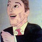 Young Tony Blair by JPPreston
