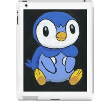 Piplup the Penguin Pokemon iPad Case/Skin