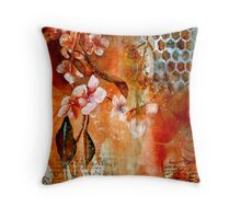 Surrender.. Throw Pillow