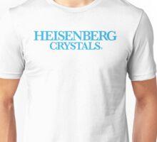 Heisenberg Crystals Logo Unisex T-Shirt