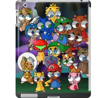 Super Smash Hams iPad Case/Skin