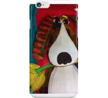 Hollywood Hound  iPhone Case/Skin