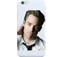 Chris Pine iPhone Case/Skin
