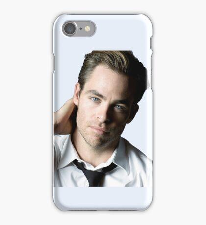 Chris Pine iPhone Case/Skin