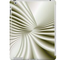 WHITE BRIDE'S BOW iPad Case/Skin