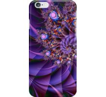 VIRGINIA'S VIOLET iPhone Case/Skin