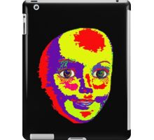 Psychedelic Mannequin Head iPad Case/Skin