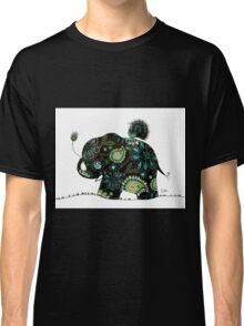 The Elephant and the Peacock Classic T-Shirt