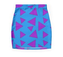 Wallaby Triangles Mini Skirt