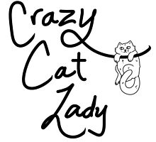 crazy cat lady by bloosclues