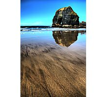 Virgin Rock Seascape - Ballybunion Photographic Print