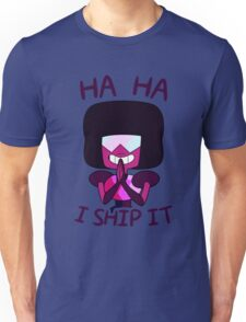 Ship It Garnet Unisex T-Shirt