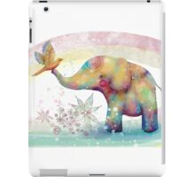The Indigo Elephant iPad Case/Skin