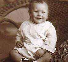 My Brother Arthur he was so cute in 1923 by EdsMum