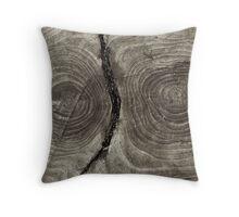 split conditions Throw Pillow