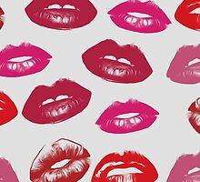 Glossy Lips by creepyjoe