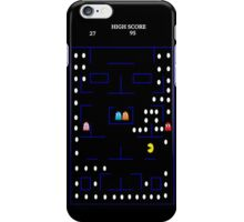 Pacman Arcade Game Design iPhone Case/Skin