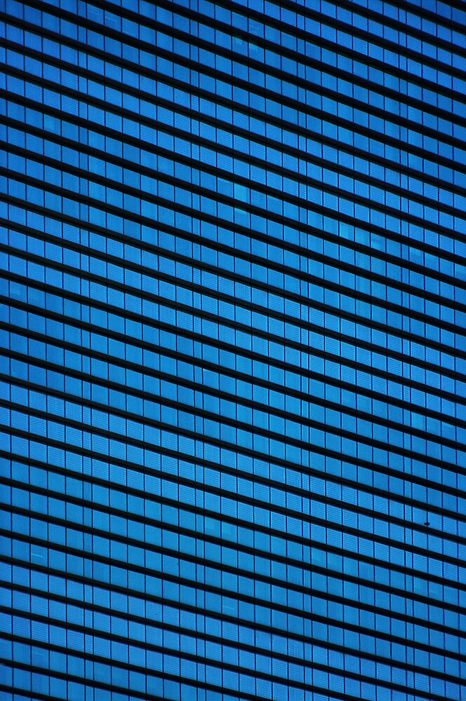 Corporate blues by Erika Gouws