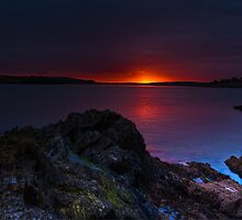 Nun's Cove West Cork by Phillip Cullinane
