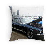 Mister Muscle Throw Pillow