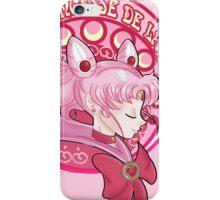 Petite Princesse De La Lune iPhone Case/Skin