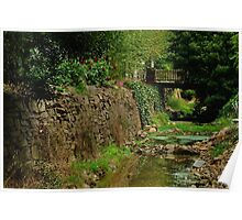 Stringers Creek, Right Hand Branch, Walhalla Poster