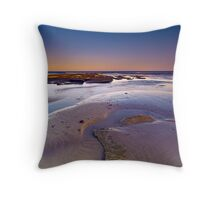 Afterglow Point Impossible Throw Pillow