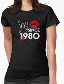 Sexy Since 1980 - Funny Tshirt T-Shirt