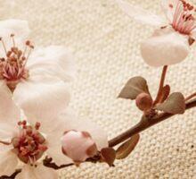 Vintage Blossoms Sticker