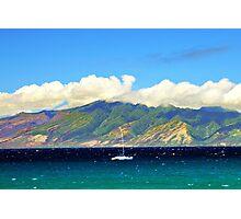 Ahoy Photographic Print