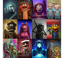 Muppet Maniacs Series 1 Photographic Print