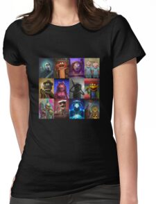 Muppet Maniacs Series 1 Womens Fitted T-Shirt