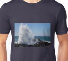 Crashing Wave At Kiama Unisex T-Shirt