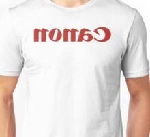 Nonac/Canon Plastic Mirror Unisex T-Shirt